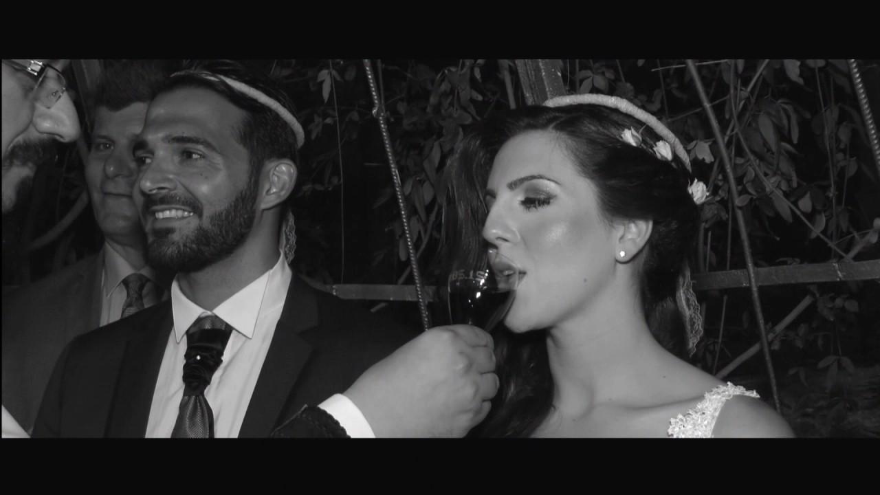Video clip γάμου  Μαρία – Μπάμπης